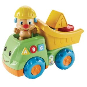Fisher-Price Camion de chantier Puppy