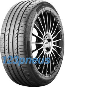Continental 255/50 R21 109Y SportContact 5 * XL Silent