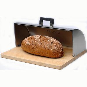 Berghoff Boîte à pain Cubo en inox