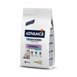 Affinity Advance Advance Nourriture Sterilized Hairball Dinde Et Orge 1,5 Kg