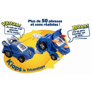 Vtech Switch & Go Dinos : Keops Le Triceratops