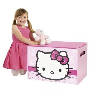 864791 - Coffre à jouets Hello Kitty