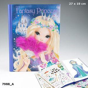Kontiki Top Model Album create your Fantasy Princess