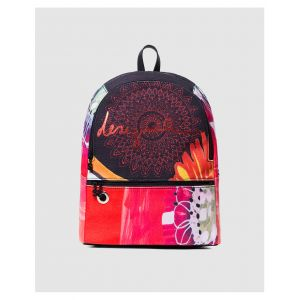 Image de Desigual Sac à dos POPPY FLOWER MILAN MINI Multicolor - Taille Unique