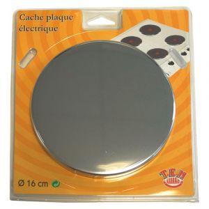 Ten Cache plaque élèctrique 16 cm - Inox