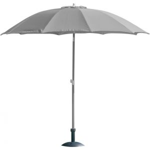 Proloisirs Parasol rond inclinable aluminium 2,70m