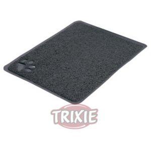 Trixie Tapis de maison de toilette anthracite 45×37 cm