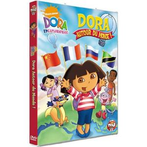 Dora l'exploratrice - Volume 12 : Dora autour du monde