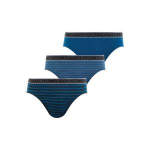 Athena Tonic Slip, Bleu 1910, XX-Large (Taille Fabricant:6) (Lot de 3 Homme