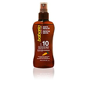 Babaria Protecteur Solaire SPF 10 - 100 ml