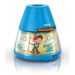 Philips 71769/05/16 - Veilleuse projecteur Jake et les pirates du pays imaginaire