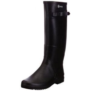 Aigle Chantebelle - Botte de pluie - Femme - Noir (Noir) - 37 EU (4 UK)