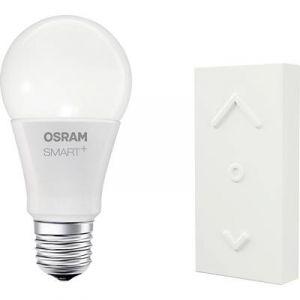 Osram SMART+ Kit Dimming Switch Mini avec ampoule connectée LED E27 dimmable et télécommande