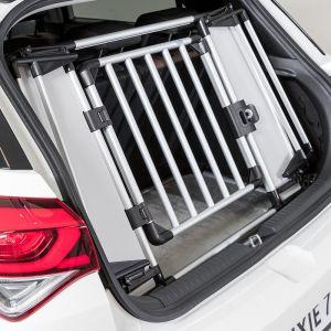Trixie Grille arrière universelle pour voiture Friends on Tour - l 94-114 × H 69 cm