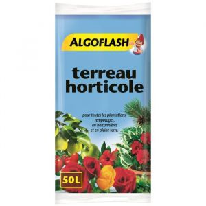 Algoflash Terreau Horticole 50L