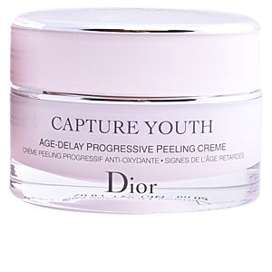 Dior Capture Youth - Crème peeling progressif anti-oxydante 50 ml