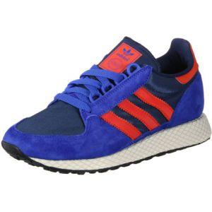 Adidas Forest Grove chaussures bleu rouge 44 2/3 EU