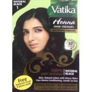 Vatika Naturals Henna Hair Colours