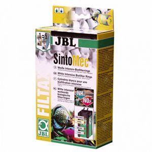 JBL Sintomec, Anneaux de filtration biologique en verre fritté pour l'élimination des polluants, à utiliser en filtre d'aquarium