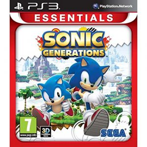 Sonic Generations Essentials PS3 [PS3]
