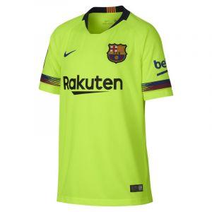 Nike Maillot de football 2018/19 FC Barcelona Stadium Away pour Enfant plus âgé - Jaune Taille XS