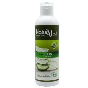 Naturaloe Lotion tonique Bio