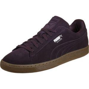Puma Suede Classic Debossed chaussures violet bordeaux 38 EU