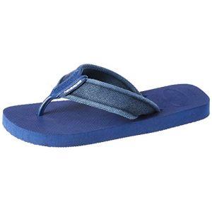 Havaianas Urban Basic II, Tongs Homme, Bleu (Marine/Blue Indigo/Marine 0952), 45/46 EU