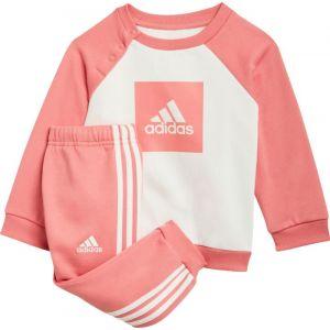 Adidas Ensemble enfant 3 bandes fleece jogger 3 4 ans