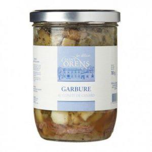 Les Délices de Saint Orens Garbure au confit de canard, Bocal 400 gr
