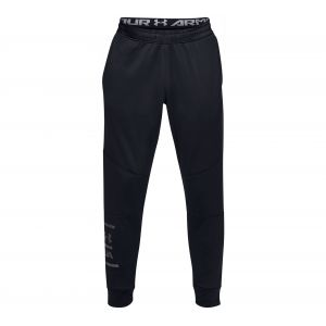 Under Armour MK1 Terry Jogger - Pantalon de training taille XL, noir