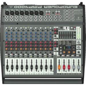 Behringer PMP4000 - Console amplifiée