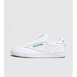 Reebok Club C 85, Sneakers Basses Homme, Blanc (Int-White/Green), 42 EU