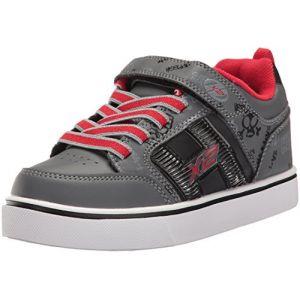 Heelys Chaussures à roulettes Bolt Gris - Taille 33