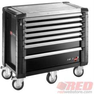 Facom JET.7GM5 - Servante d'atelier mobile JET+ 7 tiroirs