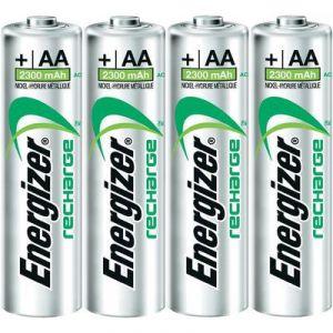 Energizer AccuRecharge Extreme blister de 4 HR06 rechargeables 2300 mAh