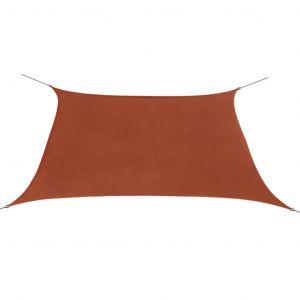 VidaXL Parasol en tissu Oxford carré 3,6 x 3,6 m