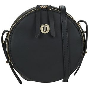 Tommy Hilfiger Sac Bandouliere MODERN HARDWARE ROUND XOVER Noir - Taille Unique