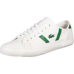 Lacoste Chaussures Homme Sideline 119 4 formateurs CMA, Blanc blanc - Taille 42,43,44 1/2,45 1/2