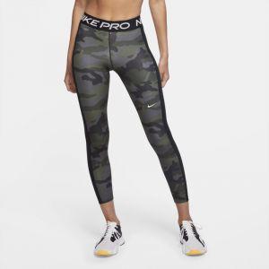 Nike Collants W PRO TIGHT 7/8 PP2 CAMO Kaki - Taille S,M,L,XL,XS