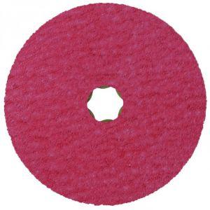 Pferd 64193108 - Disque fibre Combiclick grain 80