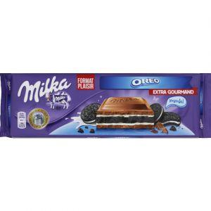 Milka Mka 300g oreo xl - La plaquette de 300g
