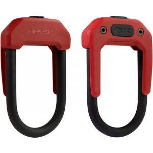 Hiplok DX - Antivol U - rouge/noir Antivols en U