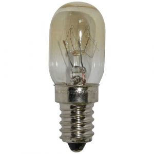 Prolight Ampoule réfrigérateur 15W E14 - Fluocompacte standard, flamme