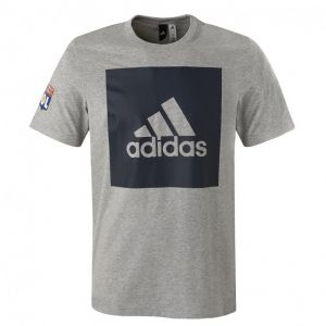 Adidas S98725 T-Shirt Homme, Medium Grey Heather, FR : XL (Taille Fabricant : XL)