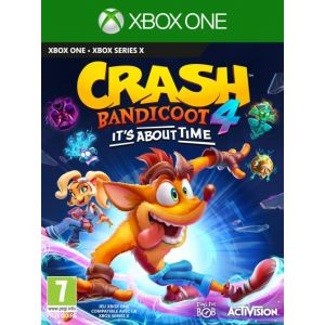 Crash Bandicoot 4 : It's About Time [XBOX One]