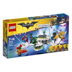 Lego 70919 - Batman Movie : l'anniversaire de la Ligue des Justiciers