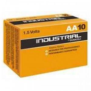 Duracell Industrial AA penlite PC1500 piles (10 pièces)