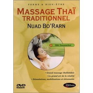 Massage Thaï Traditionnel : Nuad Bo'Rarn
