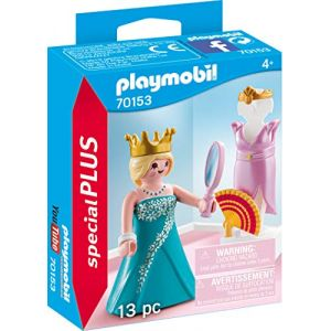 Playmobil 70153 - Princesse avec mannequin Special Plus